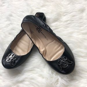 Rock & Republic ballerina flats size women's 9 1/2